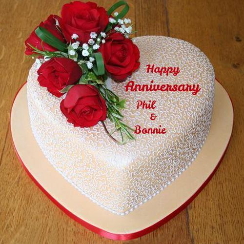 Name on happy anniversary cakes pix online write name on happy anniversary cakes pix online publicscrutiny Gallery