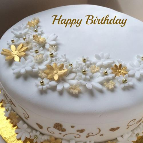 Photo editing service birthday cake online