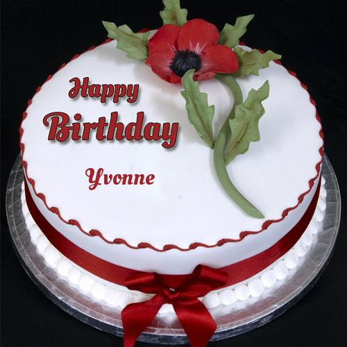 Incredibly Delicious Beautiful Birthday Cake With Name