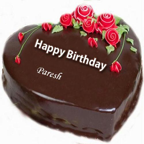Create A Happy Birthday Cake With Name