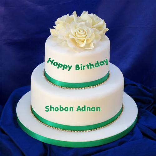 Adnan Birthday Cake