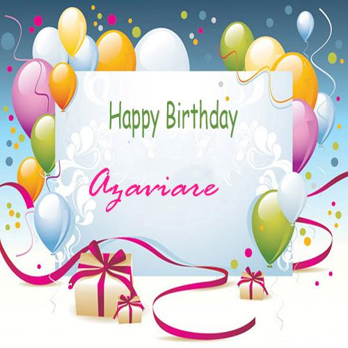 Your Name On Beautiful Birthday Card Online – Birthday Card Editing Photo