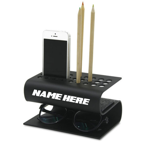 Multipurpose Ball Pen and Phone Stand With Your Name
