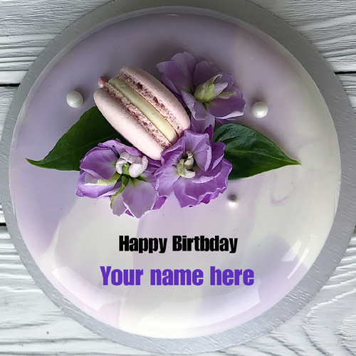 Make Name Birthday Cake Online With Custom Quotes