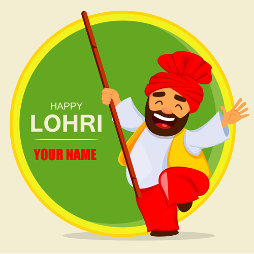 Happy Lohri 2019 Wishes Whatsapp Status With Name