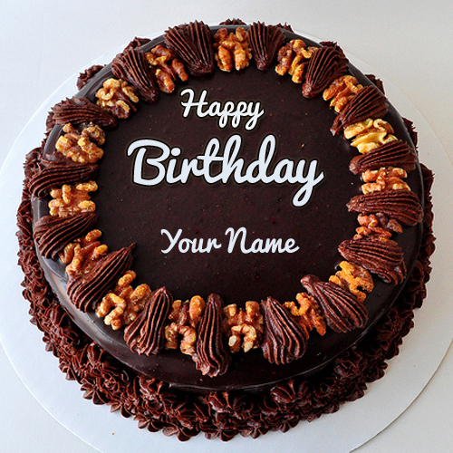 Happy Birthday Cake Online Name Writing