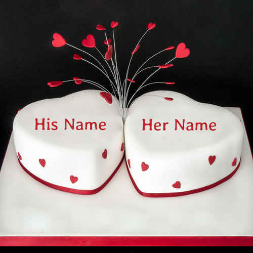 Write Name On Anniversary Cake Images : Write Your Name on anniversary cakes pictures online edit