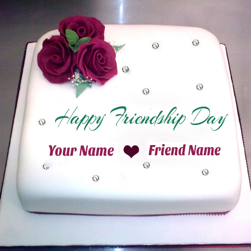 Birthday Cake Pictures For Friend : Name On Birthday Cake For Friend ~ Image Inspiration of ...