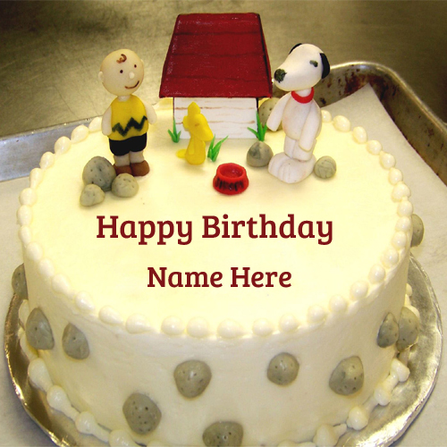 Birthday Cake Images For A Special Friend : Happy Birthday Dear Friend Special Cake With Your Name
