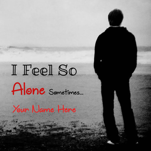 Sad Boy Alone Quotes: Alone Sad Boy Profile Pictures