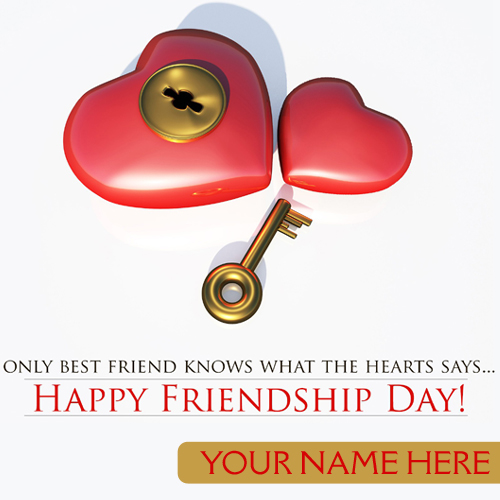 Write Your Name On Love Heart Lock Key Pic