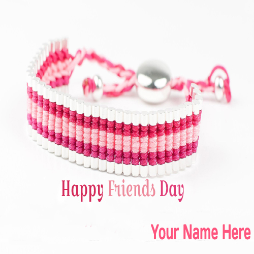Write Your Name On Friendship Belt Pictures Free