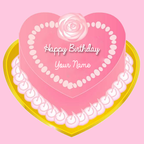 Create Name Birthday Cake Wishes Designer Profile Pics