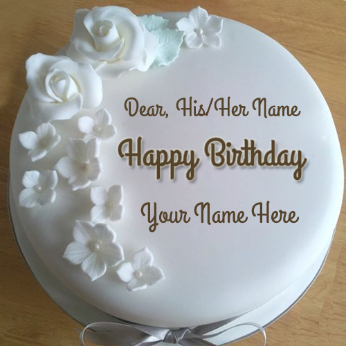 Birthday Cake Pic With Name Raman : Name On Birthday Cake Greeting ~ Image Inspiration of Cake ...